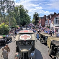 Woodhall Spa 40's Weekend