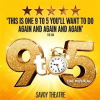 9 to 5 The Musical - London