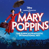 Mary Poppins - London