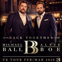 Michael Ball & Alfie Boe - Birmingham