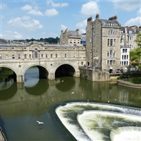 Bath Including Guided Tour