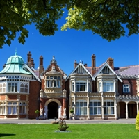 Bletchley Park - Home of the Codebreakers