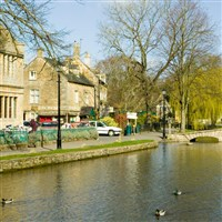 Cotswolds Inc Lunch Broadway/Bourton on the Water