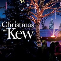 Christmas at Kew & Waddesdon Manor