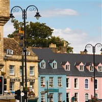 Cotswolds Towns - Burford & Cirencester
