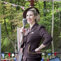 Crich Tramway 40's Event
