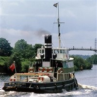 Cruise on The Danny - Historic 1903 Steam Vessel