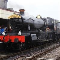 Churnet Valley Railway & Lunch