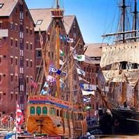 Gloucester Tall Ships