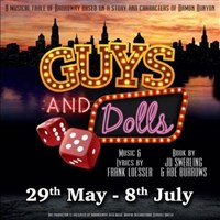 Guys & Dolls - Kilworth House Theatre