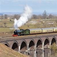 Gloucester/ Warwickshire Railway Inc Cheltenham