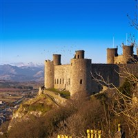 North Wales & Harlech Castle