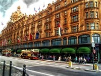Museums of South Kensington/Westfield Shopping
