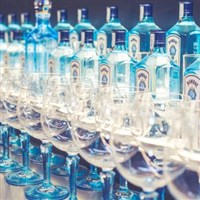 Bombay Sapphire Gin Distillery & Oxford