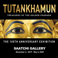 Tutankhamun Exhibition - Saatchi Gallery