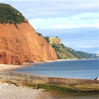 Sidmouth - The Jurassic Coast
