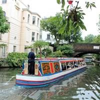 London Regent's Canal Cruise & Camden Market