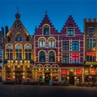 Bruges at Christmas