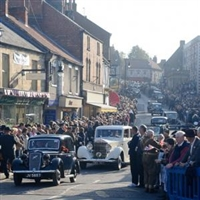 Pickering 1940's Event
