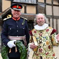 Shakespeare's Birthday - Stratford upon Avon