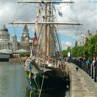 Liverpool - The Tall Ships