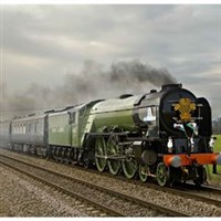 East Lancashire Railway - 'Tornado'