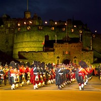 Scotland - The Edinburgh Tattoo