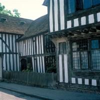 Medieval East England - Saffron Walden & Lavenham