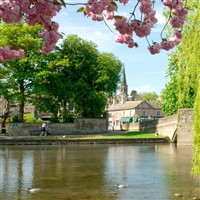 Bakewell Market & Lunch
