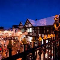 Chester Xmas Market /Cheshire Oaks