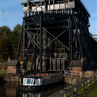 Anderton Boat Lift & Cruise inc. 2 Course Lunch