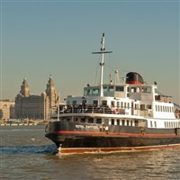 Chester & Liverpool - Ferry across the Mersey