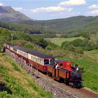 Welsh Highland Railway - Porthmadog to Caernarfon